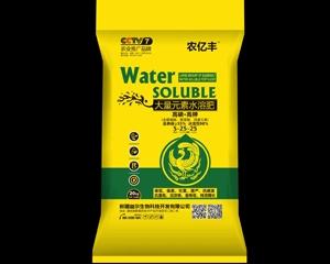 水溶性肥料(高磷、高钾型)